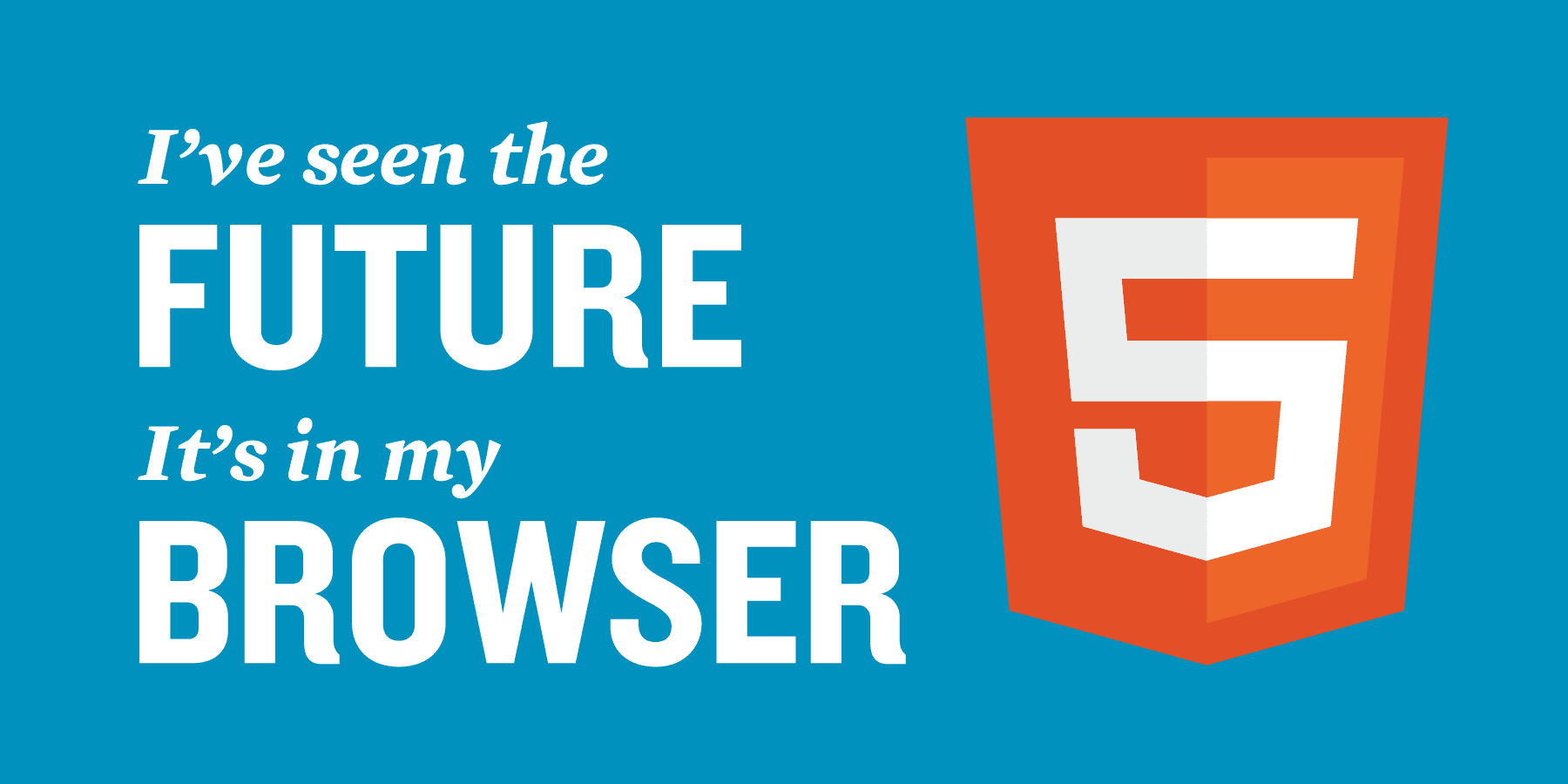 Goodbye Adobe Flash, Hello HTML5