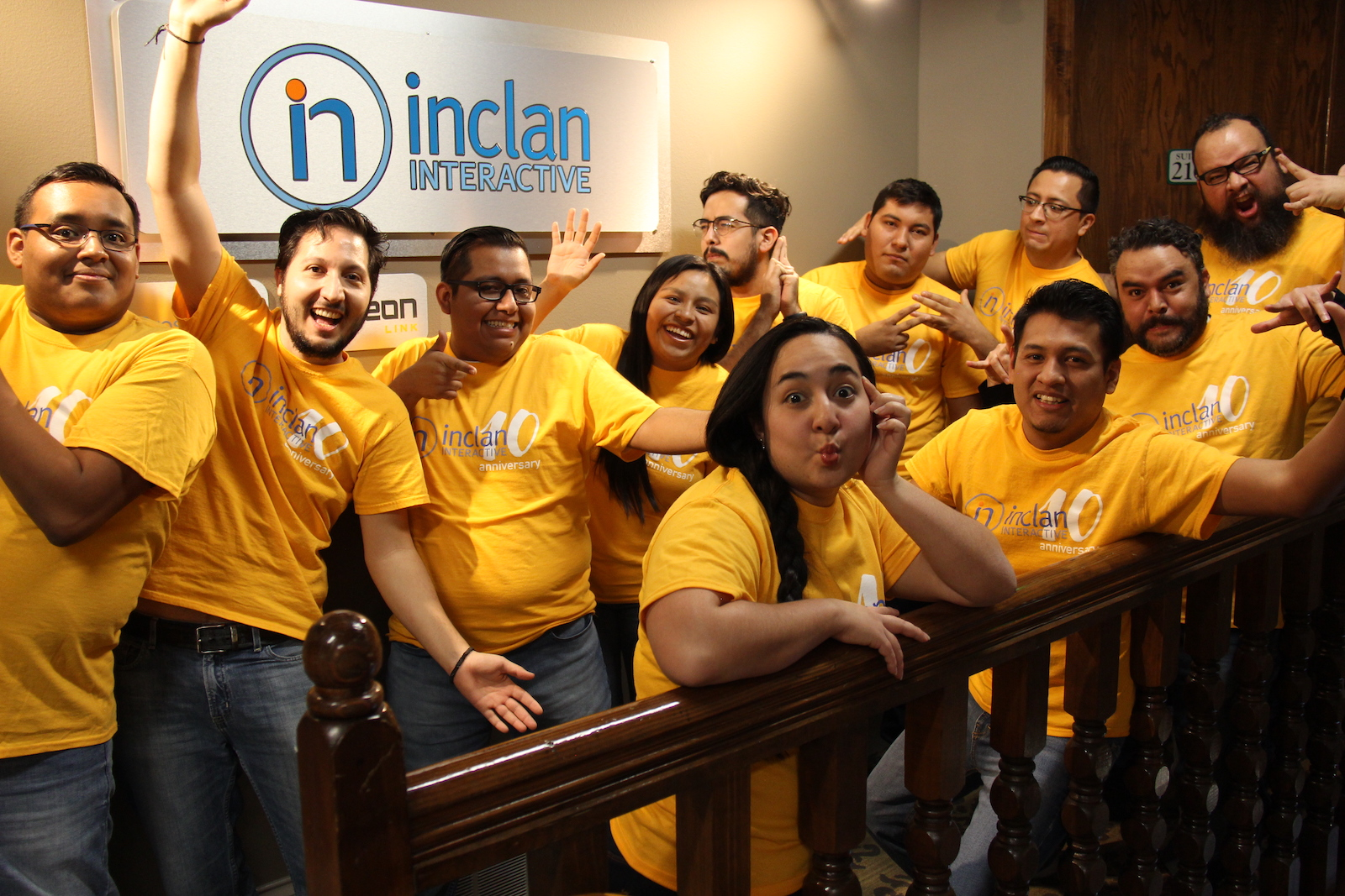 Inclan Interactive office