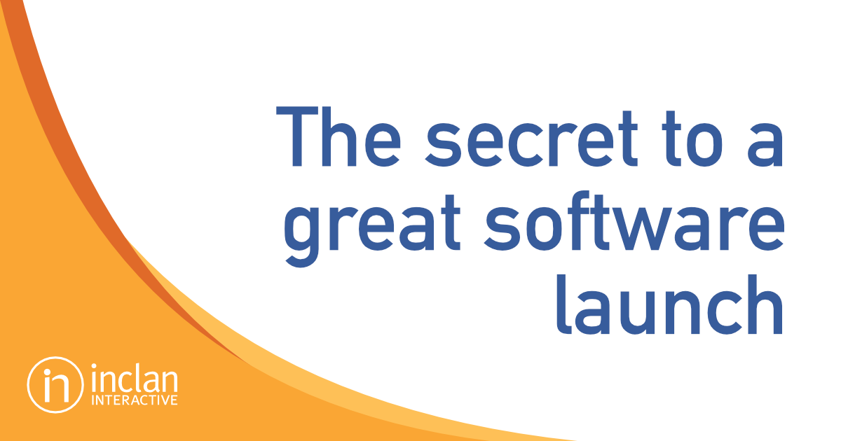 The secret to a great software launch